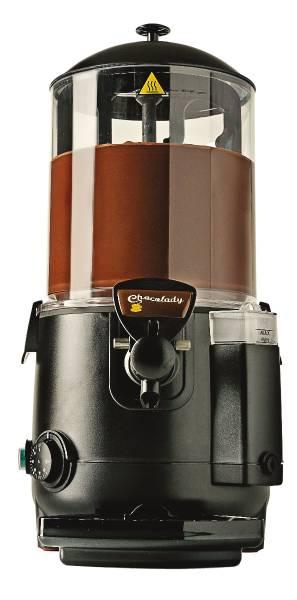 MGNM0192 Chocolady 10 Liter 260x260x550 mm 230V/ 1 kW/ 9,5 kg