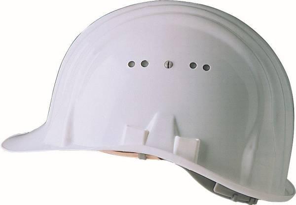 BEMU0016 Schutzhelm Spezialkunststoff weiß in EURO-NORM 397