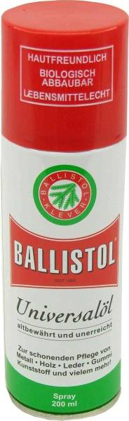 RMOL0001 Ballistol-Spray Dose 200 ml