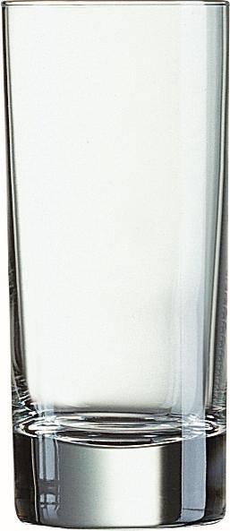 GLGL0134 ARCOROC Longdrinkglas ISLAND 22 cl mit Füllstrich Karton = 6 Stück