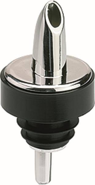 GBAP0105 Gießer aus Kunststoff  L= 8 cm 6 Stück verchromt
