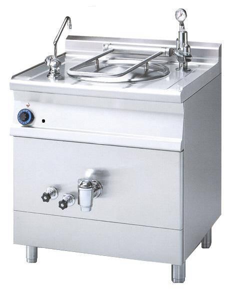 THMU0024 Kochkessel Gas Typ PI50-78G 50 L 15,5 kW
