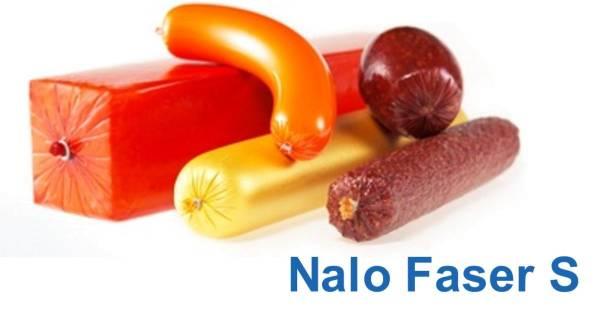 KKFA0054 Kalle Faser S Nalo 80/50 weiß für Rohwürste