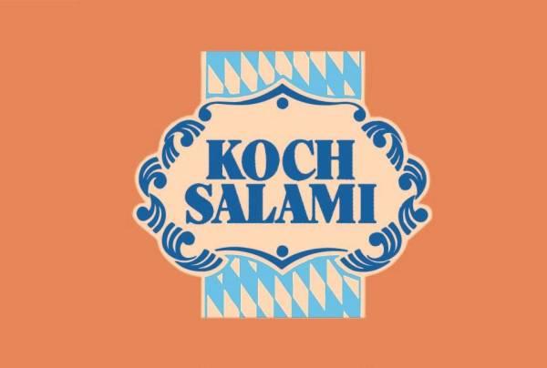 KKFA0027 Kalle Faser I Bak Nalo 55/25 Kochsalami Bayern Serie