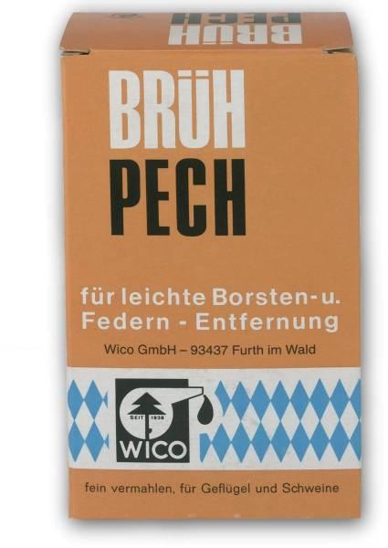 H1SO0005 Brühpech Packung= 500g