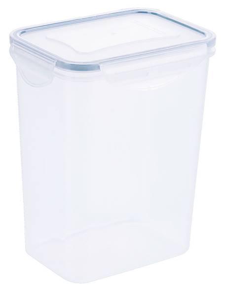 CNCO3763 Frischhaltedose Kunststoff rechteckig, 13x 9x 17 cm, 1500 ml