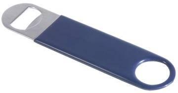 CNCO3126 Kapselheber Edelstahl flach mit Vinyl, 18x 4 cm, 2 mm stark