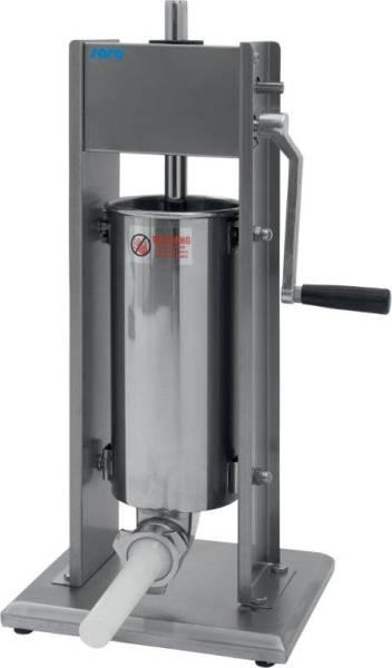 FUSO0026 Saro Wurstfüller 5 Liter Modell WFV 5, 350x320x735mm
