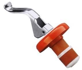CNCO0936 Flaschenverschluss mit Hebel D= 3 cm, H= 4 cm