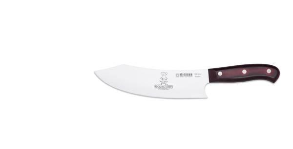 MEGI0919 GIESSER PremiumCut Chefs No. 1 Rocking Chefs Micarta L= 20 cm