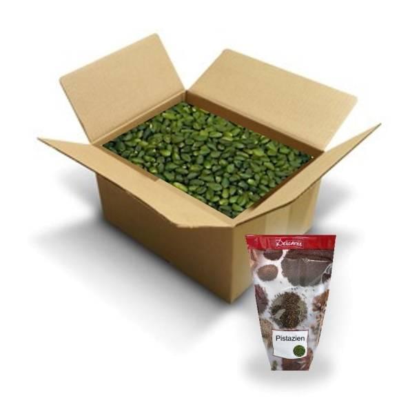 GERG0119 Pistazien grün IA-Qualität Standbeutel = 1 kg