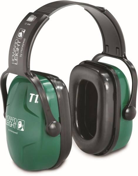 KLBS0067 Gehörschutz Thunder T1 mit Kopfbügel in dunkelgrün