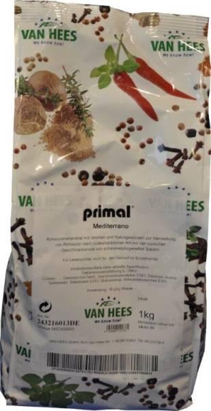 H2VH0068 Van Hees Primal Mediterrano Beutel = 1 kg