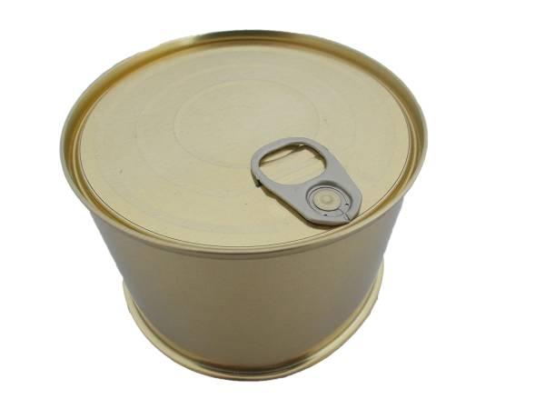 MVDO0008 Wurstdose mit Aufreißdeckel Typ Srp 73/58 mm 200 g  KT = 200 Stk