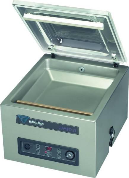 VMHE0002 Vakuummaschine Jumbo 35 Henkelman 52,5x 45x 38,5 cm, 230 Volt