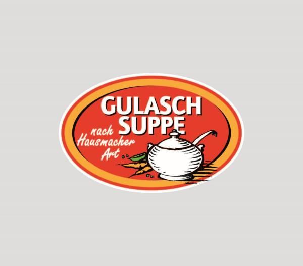 KKNB0064 Kalle Nalo Bar APM glasklar 63/30 Druck: Gulaschsuppe