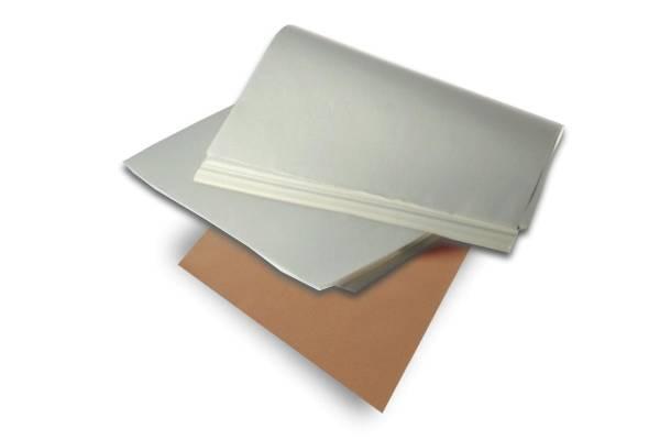 PVVP0002 Einschlagpapier braun 1/4 37,5 x 50 cm Karton= 25 kg