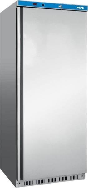 THSA0016 Saro Kühlschrank m Umluftventilator HK600S/S, 777x695x1895mm 132 kg