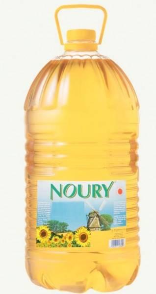 OFOL0043 Öl aus Sonnenblumen PET-Flasche = 10 L
