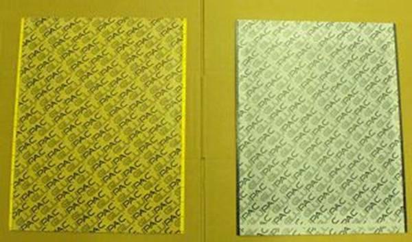 SOMA0265 Klebefolien Glupac f. Halo 30,45,60 Pack= 6 Stück