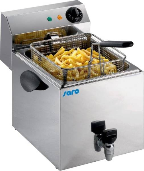 THSA0008 Saro Fritteuse Modell Profri 8V 1 x 8 L, 260x430x350mm, 3,25 kW