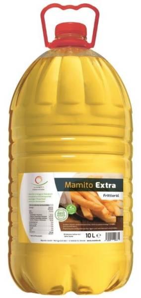 OFOL0040 Öl zum Frittieren Mamito Extra PET-Flasche = 10 L