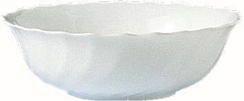 GLAR0072 ARCOROC Trianon Uni Allzweckschale 16 cm weiß rund Karton= 48 Stück