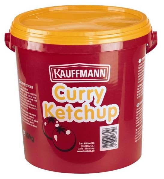 EMKT0015 Curry-Ketchup Kauffmann Eimer = 10 kg